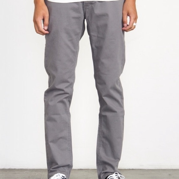 RVCA Mens Stay Pant